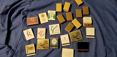 Vintage Match Collection from Minneapolis and surrounding areas
