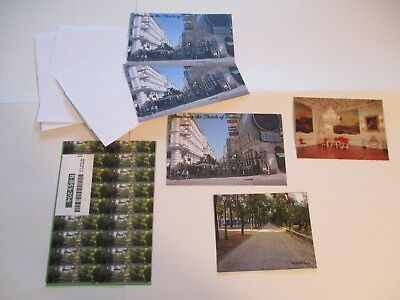 Vienna Austria Souvenirs 22 Items Magnet Stationery Post Card Stickers #10