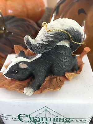 RARE CHARMING TAILS BY DEAN GRIFF  SILVESTRI STEWART AT PLAY Ornament  87308