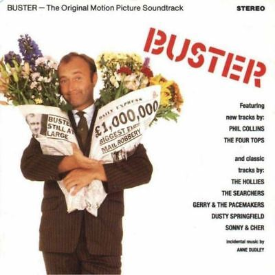 BUSTER the original motion picture soundtrack (CD, compilation) pop rock, soul