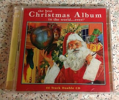 the best christmas album in the world ever 2 cds - Best Christmas Cds