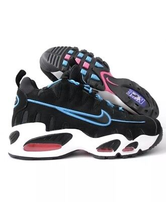 new arrival b4765 e3bc2 Nike Air Max Nm Hideo Nomo South Beach Black Griffey Jr Sz 10.5 429749-017