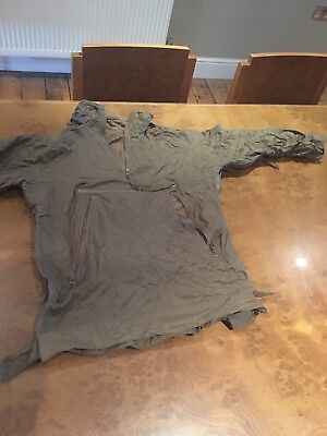 British Army Issue Lightweight Thermal PCS Smock Jacket Size Small, Latest Issue