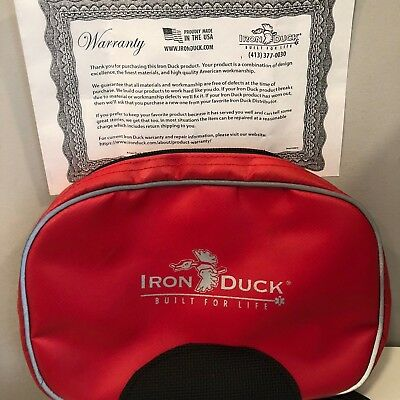 IRON DUCK BLS MedModule – 39426-UP First Aid BLS BAG EMT Burns & Trauma Bag