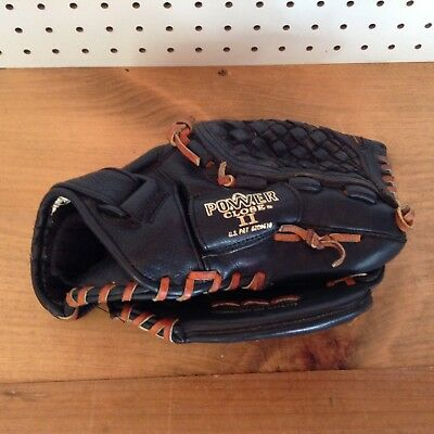 "Mizuno Power Close Ii Youth Left Handed Baseball Glove 11.5"" Gpl 1152 D     B135"