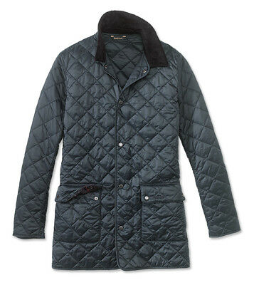 BARBOUR Quilted Jacket Coat SMALL S BNWT Liddesdale Bedale Beaufort Ret $239!!!