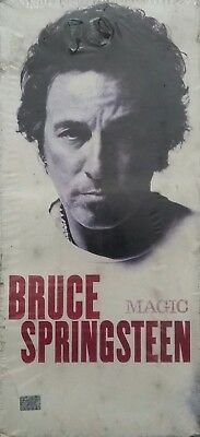 Cd Bruce Springsteen - Magic ( Long Box ) Mexican Limited Edition