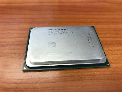 AMD Opteron 6128 2.0Ghz 8 Core G34 CPU OS6128WKT8EGO Tested