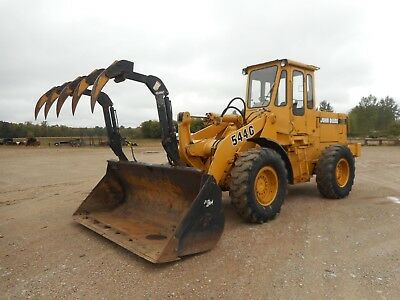 John Deere 544G Wheel Loader With Only 7800 Hours