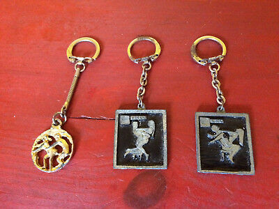 Sexual novelty key chains