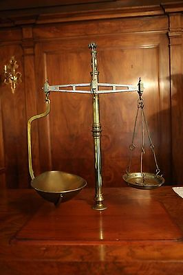 Antique Balance Scale late 1800's to early 1900