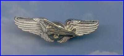 C-170 Cessna Antique Aircraft Airplane Plane Wings 99's Aviator Pin