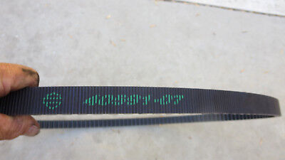 GENUINE Harley Rear Drive Belt 1' WIDE 137 Teeth