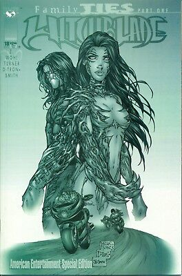 Witchblade #18 Michael Turner American Entertainment Variant C - Image NM/M 1997