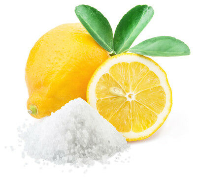 Citric Acid - 2Kg Bulk Purchase - Free Post!