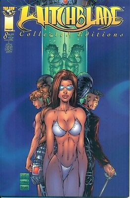 Witchblade Collected Edition #8 Michael Turner 15-17 Final Issue Image NM/M 1998