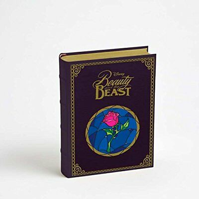 Walt Disney Archives Beauty and The Beast 20 Note Card Set with Keepsake Book