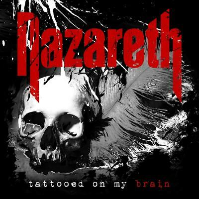 Tattooed On My Brain by Nazareth Discs: 1 Rock Audio CD NEW