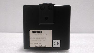 DALSA, Used / CL-P1-1024W-ECEW / CCD Image Capture Technology