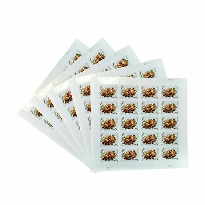 Celebration Corsage Sheet of 20 USPS Forever First Class Two Ounce Stamps Wed...