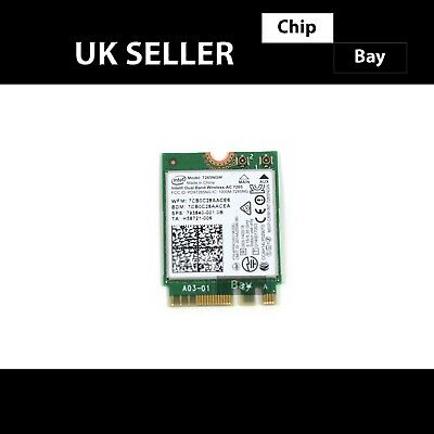 Intel Mini Wireless Wifi Card 7265Ngw 793840-001 For Hp Laptop