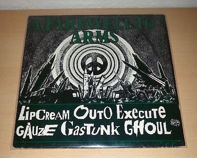 A Farewell To Arms LP 1st.press 1988 Nuclear Blast NB 009 +RAR+ Gauze Ghoul