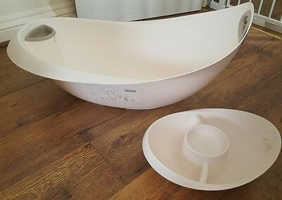 Mothercare Baby Bath and Top & Tail Bowl Set
