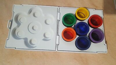 Zepter Bioptron color therapy set (7 color lenses!!!) FREE & FAST ship worldwide