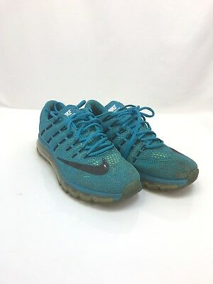 7B4 NIKE AIR Max 2015 Lace Up Sneakers Running Cross
