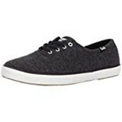 4d838dcde6e74 KEDS WOMEN S CHAMPION Sweatshirt Jersey Oxford Grey and Red Insoles ...
