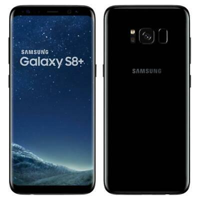 Samsung Galaxy S8 Plus - G955U - Black - Factory Unlocked; Verizon / AT&T