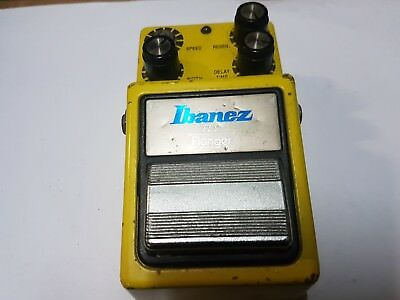 80's IBANEZ FL 9 FLANGER - made in JAPAN