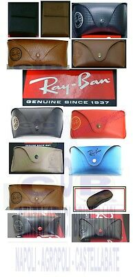 Replacement Cases Etui fodero astuccio custodia  per occhiali da sole Ray Ban