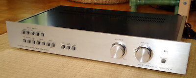 A&E SCA-2000 High End HiFi VorVerstärker Pre-Amplifier mit Phono