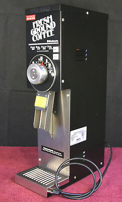 GRINDMASTER 875 Automatic Gourmet Grocery Coffee Bean Grinder - FREE SHIPPING!