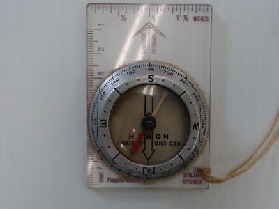 Silva System Vintage Compass
