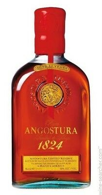 Angostura '1824' Aged 12 Years Limited Reserve Hand Casked Rum, Trinidad and Tob