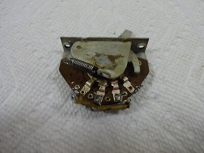 1959 Fender Stratocaster Switch Moded To 5 Way         Guitar Parts