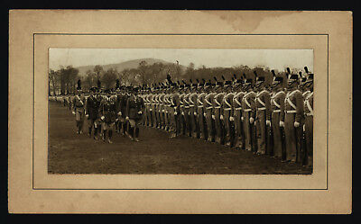 Reviewing the Corps of Cadets at West Point, Circa 193? Photo