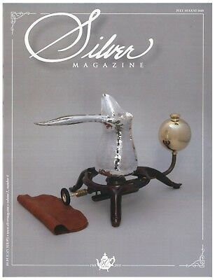 Silver Magazine 50th Anniversary   July/August 2018 Issue