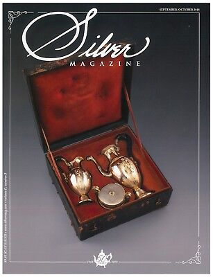 Silver Magazine - 50th Anniversary - Last 5 Years - 30 Issues