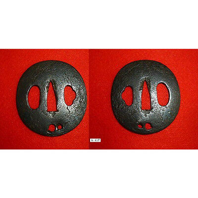 Japanese Samurai Sword Tsuba for Katana B-007