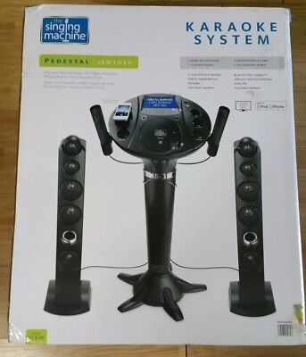 Singing Machine ISM1030 Karaoke System