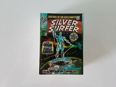 The Silver Surfer 72 Prism Card Set 1992 Comic Images - Marvel Comics
