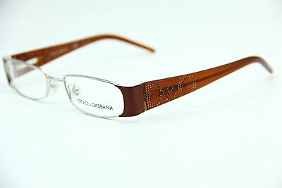 4a59fdcd9e40 New Dolce & Gabbana Dg 5021-B 033 Brown Authentic Eyeglasses Frame Dg5021B  50-