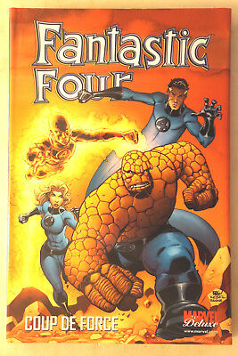 COMICS INTEGRALE MARVEL DE LUXE Fantastic four vol 2  EO 2006 NEUF  (AD1 GE27)
