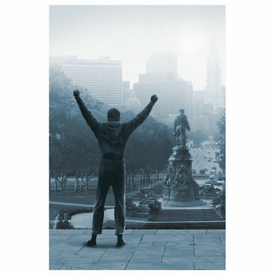 F-690 Rocky Balboa Motivational Movie SYLVESTER STALLONE Hot Poster 27x40in Art