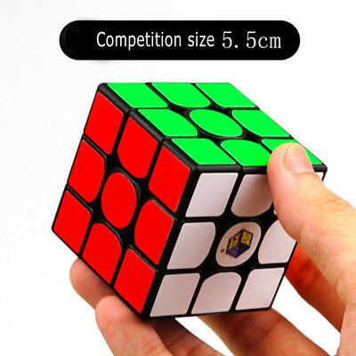 YuXin Little Magic 3x3x3 Speed Magic Cube Professional Smooth Twist Puzzle Toys