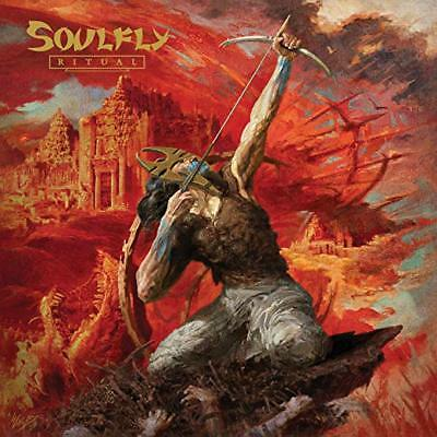 Soulfly Cd - Ritual (2018) - New Unopened - Rock Metal - Nuclear Blast