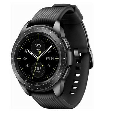 Samsung Galaxy Watch SM-R810 42mm - Midnight Black / Noir